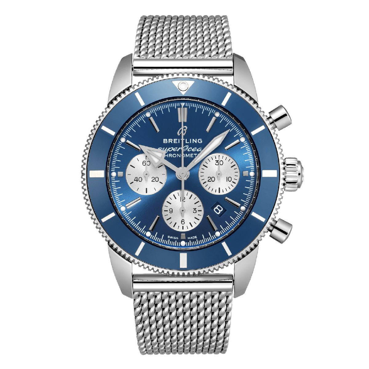 Superocean Heritage B01 Chronograph 44 (AB0162161C1A1)