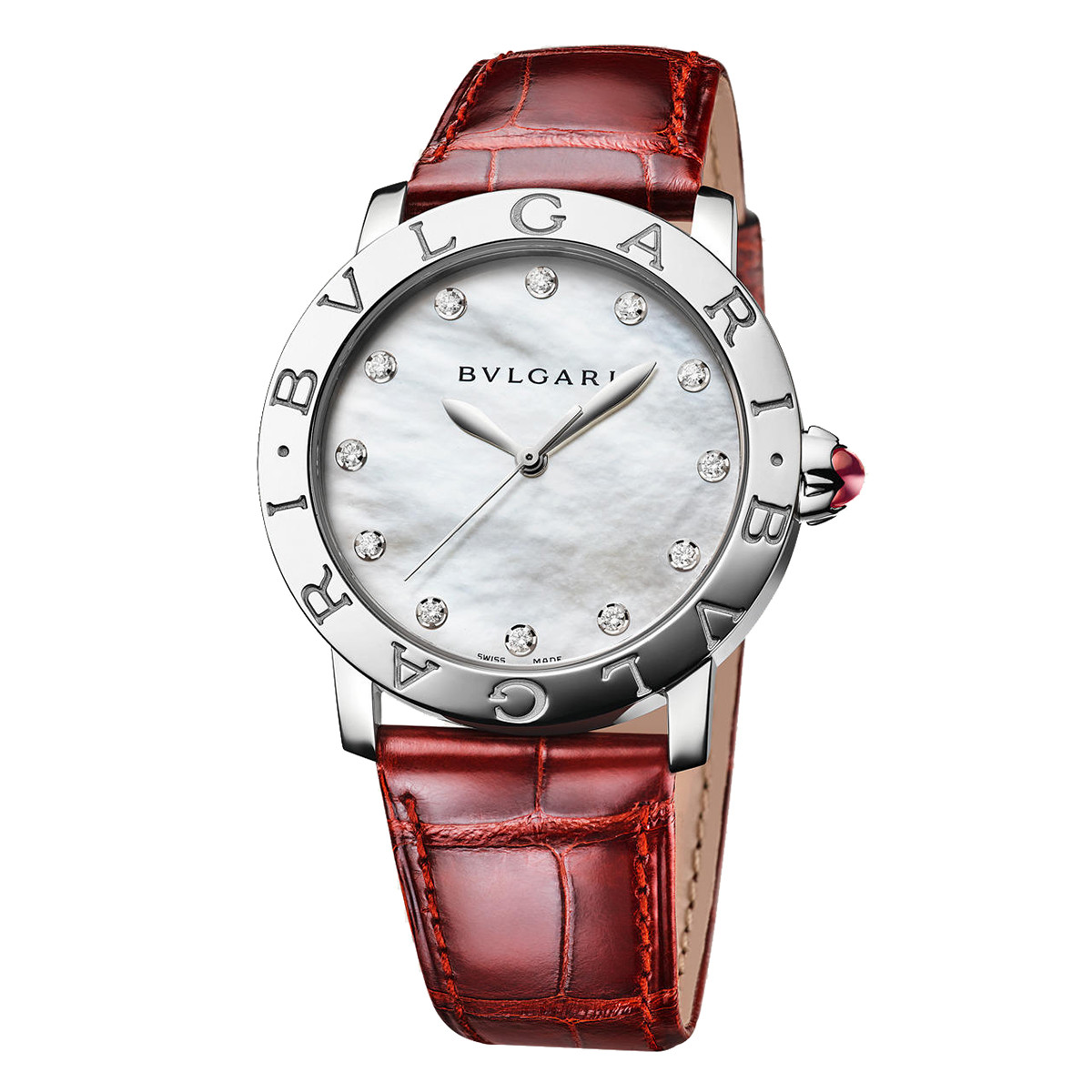 Bvlgari-Bvlgari 37mm Steel (102748)