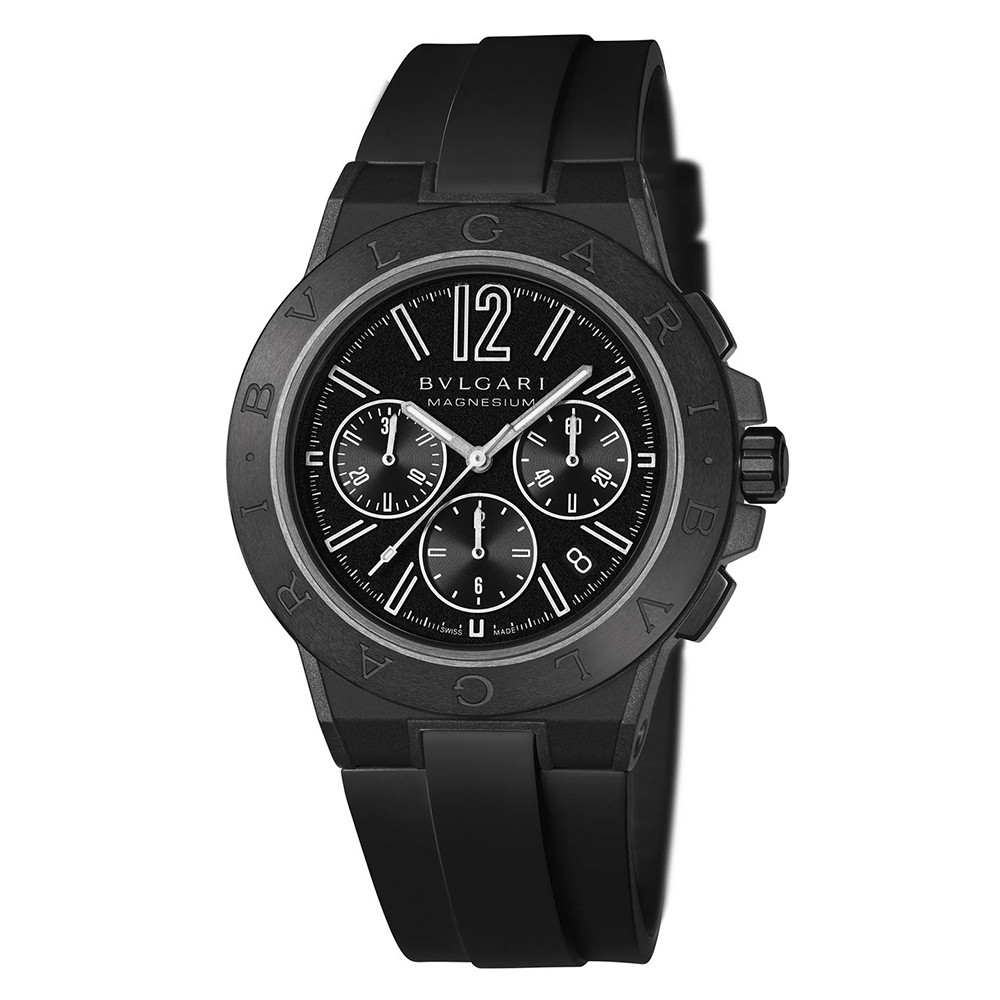 Diagono Black Magnesium Chronograph (102428)