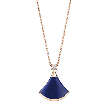 "Lapis ""Divas' Dream"" Pendant Necklace"