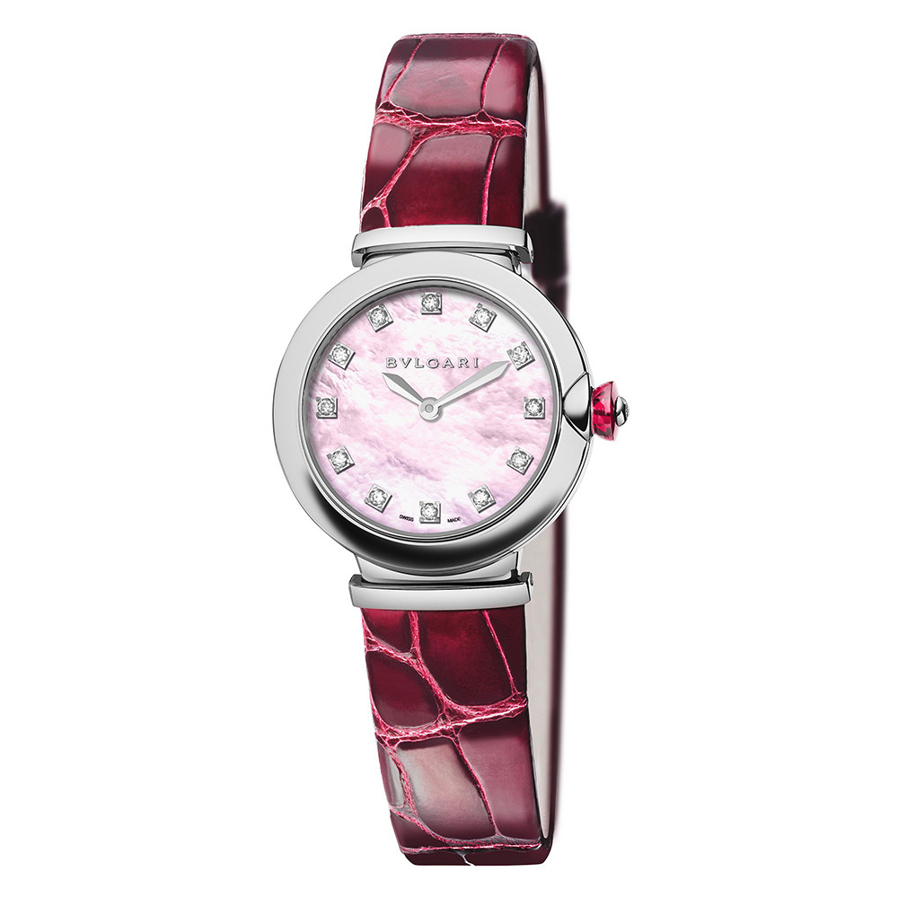 Ladies' LVCEA 28mm Steel (102608)