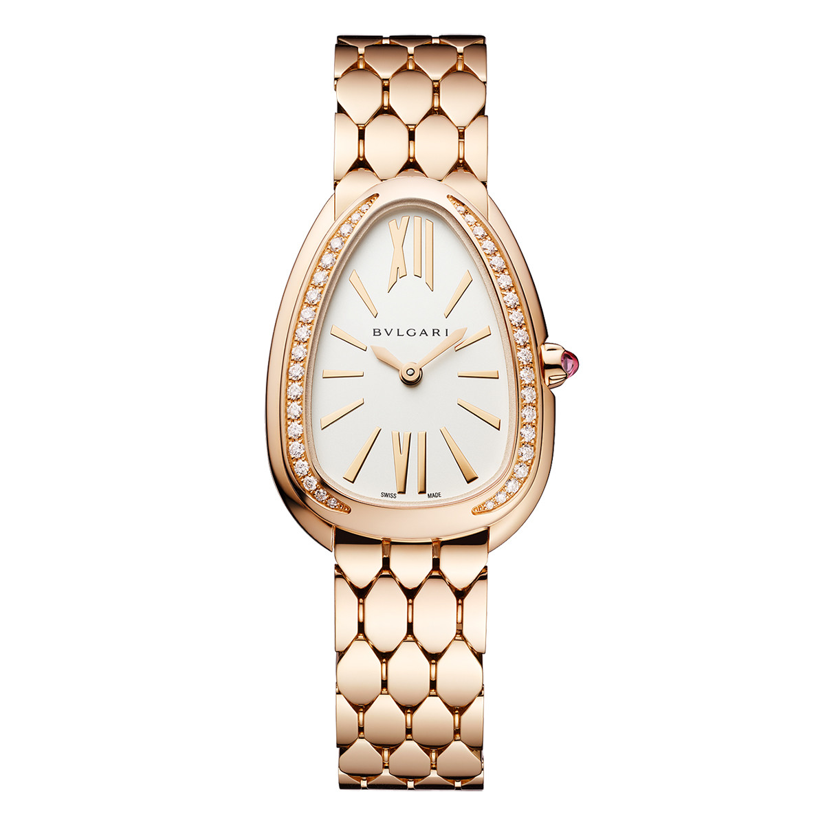 Serpenti Seduttori Rose Gold & Diamonds (103146)