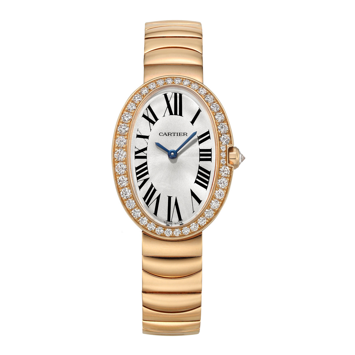 Baignoire Small Rose Gold & Diamond (WB520002)