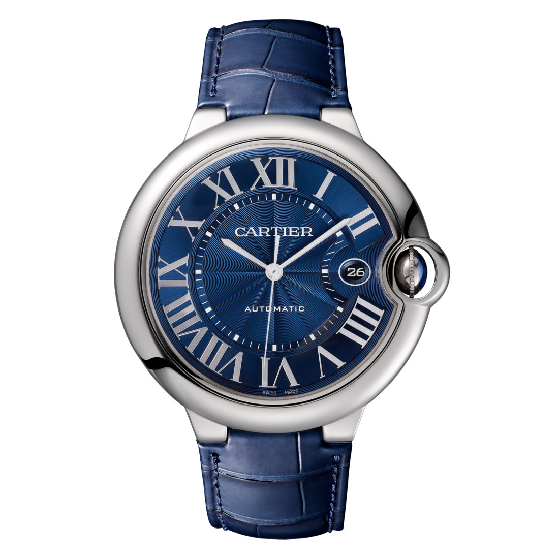Ballon Bleu 42mm Steel (WSBB0025)