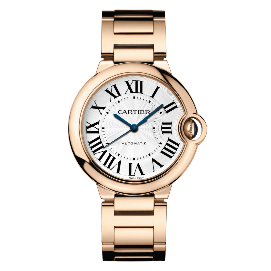 Ballon Bleu 36mm Rose Gold (WGBB0008)