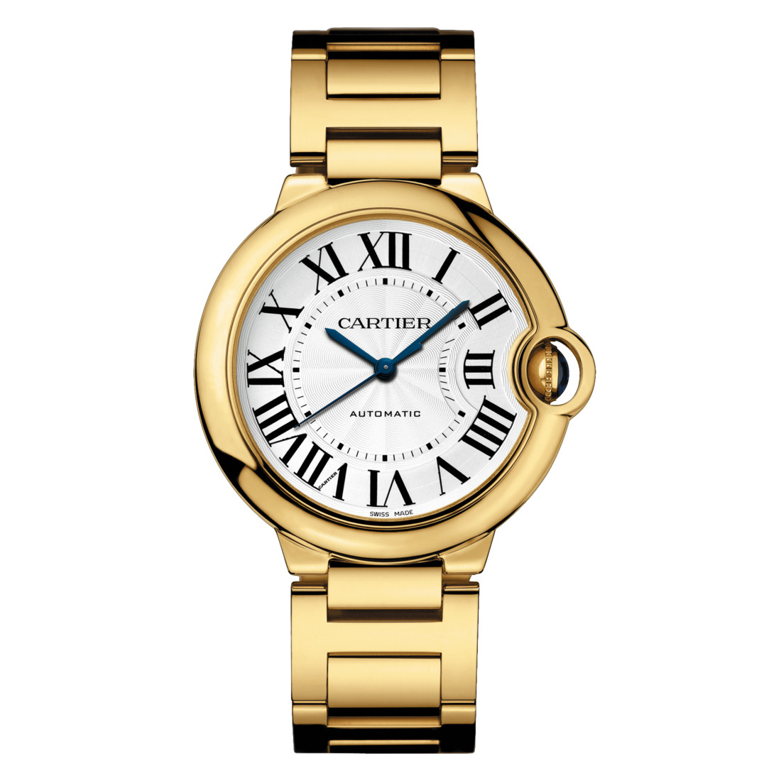 Ballon Bleu 36mm Yellow Gold (WGBB0011)