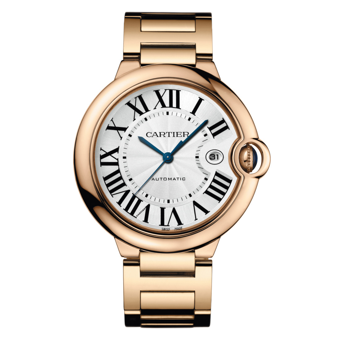 Ballon Bleu 42mm Rose Gold (WGBB0016)