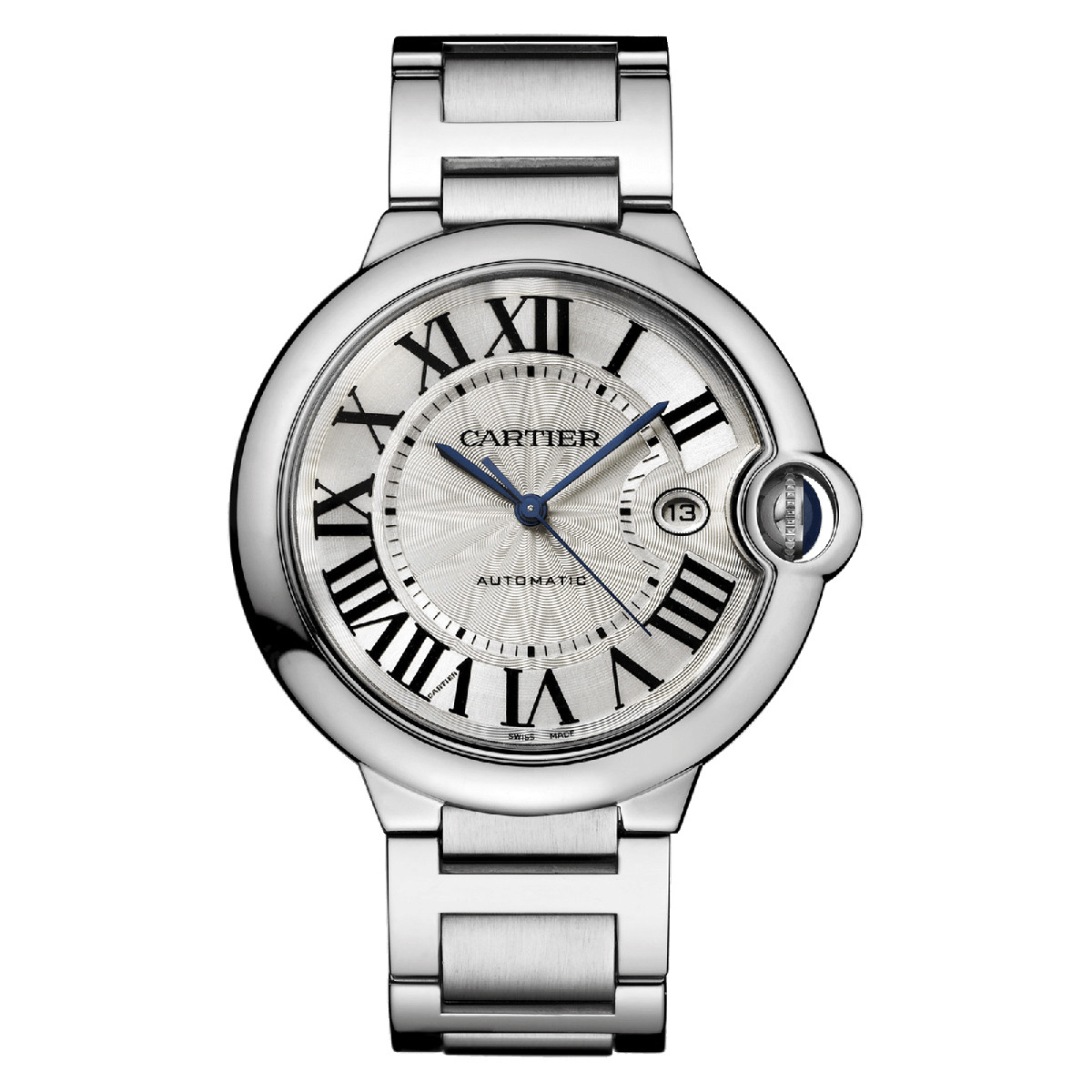 Ballon Bleu 42mm Steel (WSBB0049)