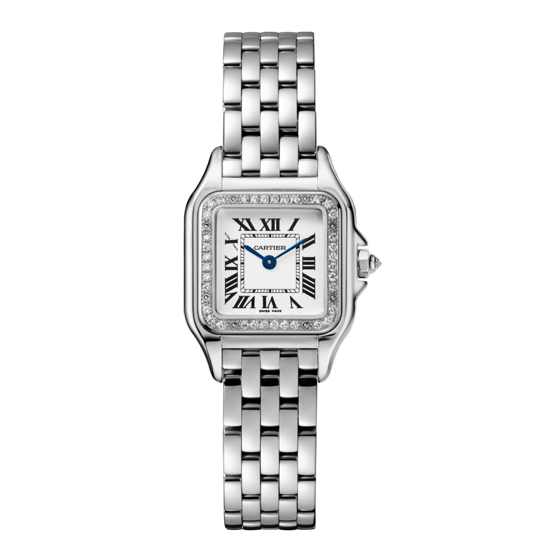 Panthère Small White Gold & Diamonds (WJPN0006)