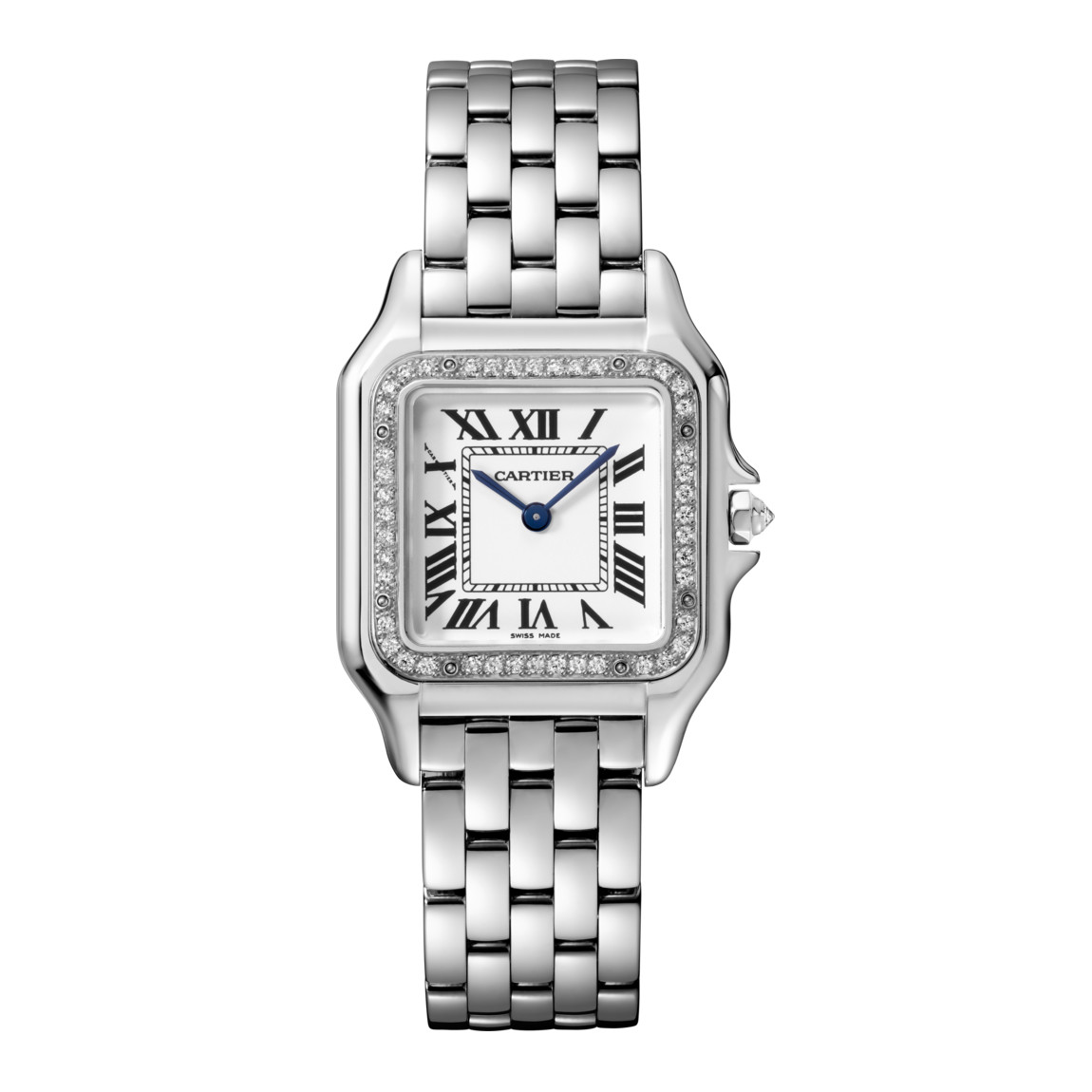 Panthère Medium White Gold & Diamonds (WJPN0007)