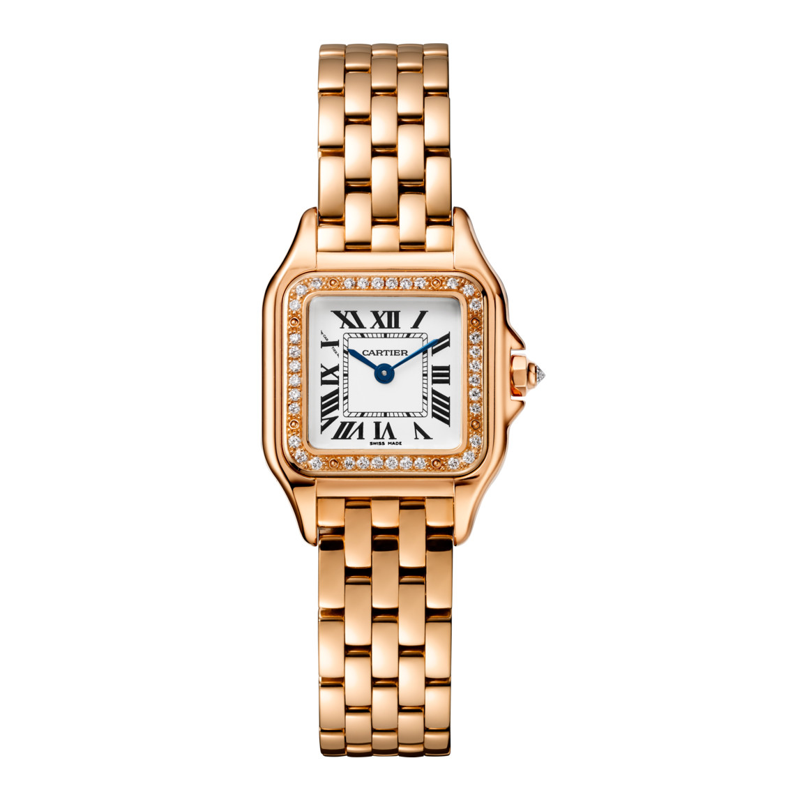 Panthère Small Rose Gold & Diamond (WJPN0008)