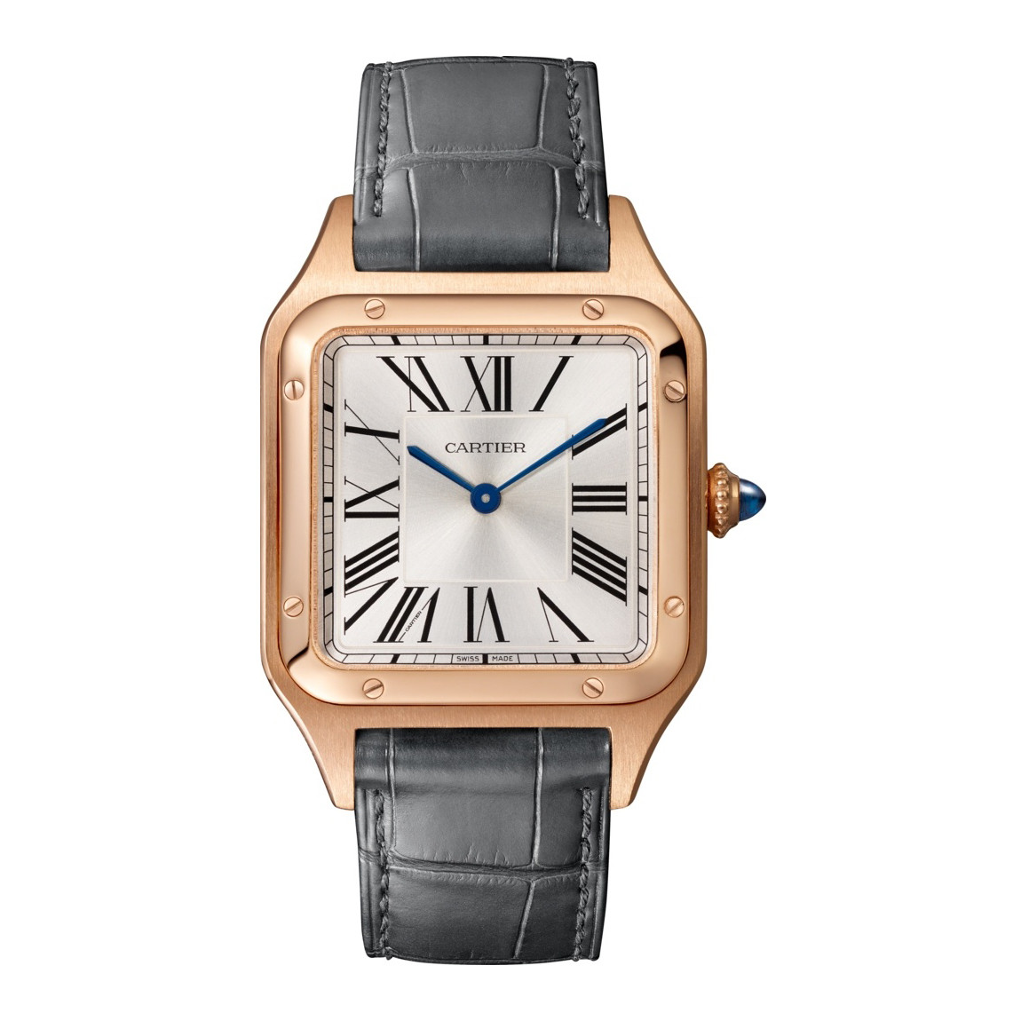Santos-Dumont Large Rose Gold (WGSA0021)
