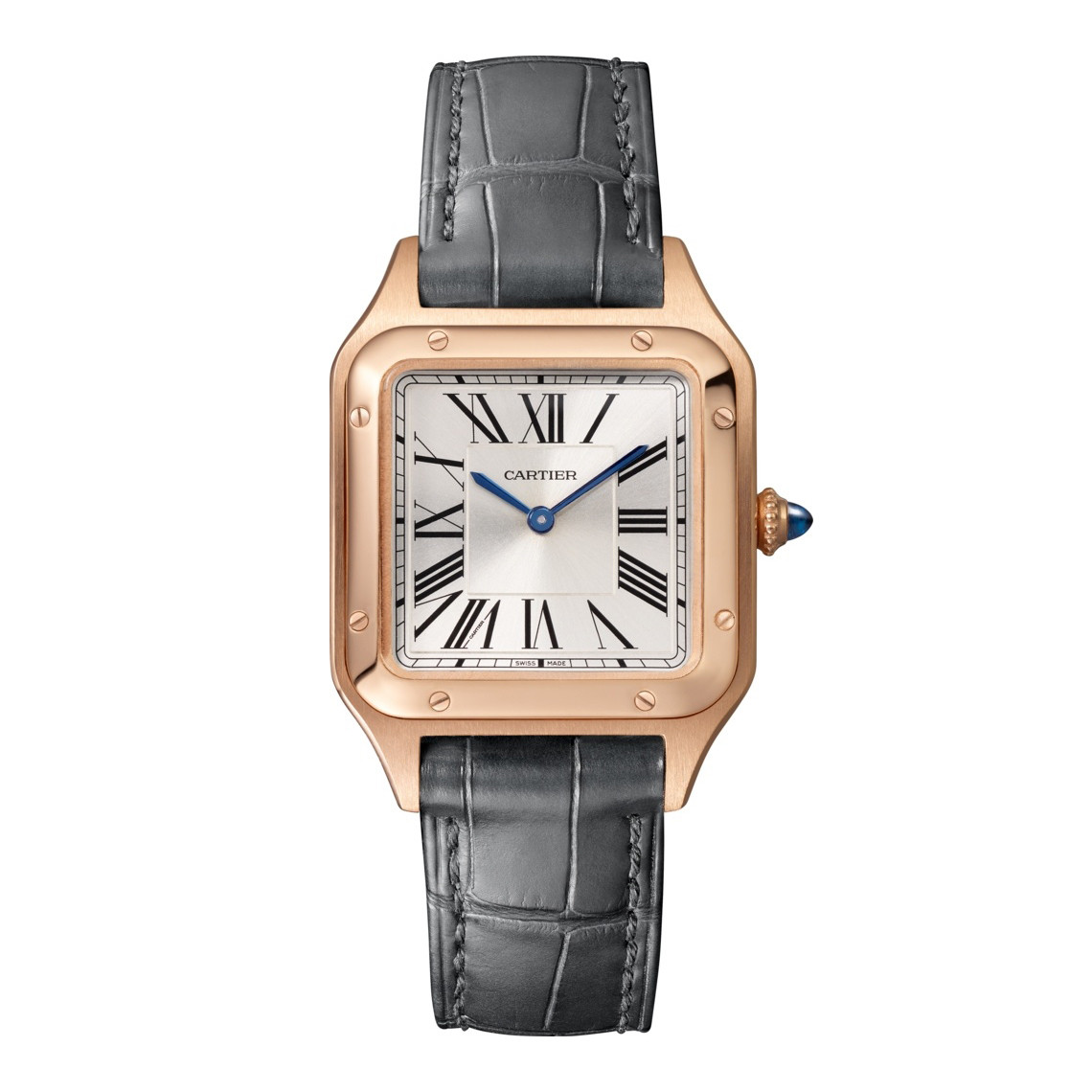Santos-Dumont Small Rose Gold (WGSA0022)
