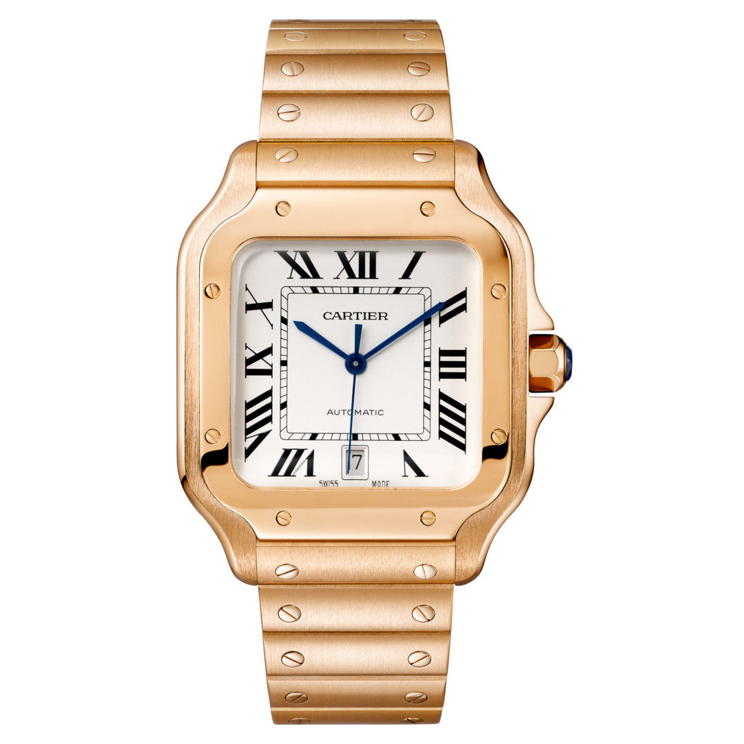Santos Large Rose Gold (WGSA0007)