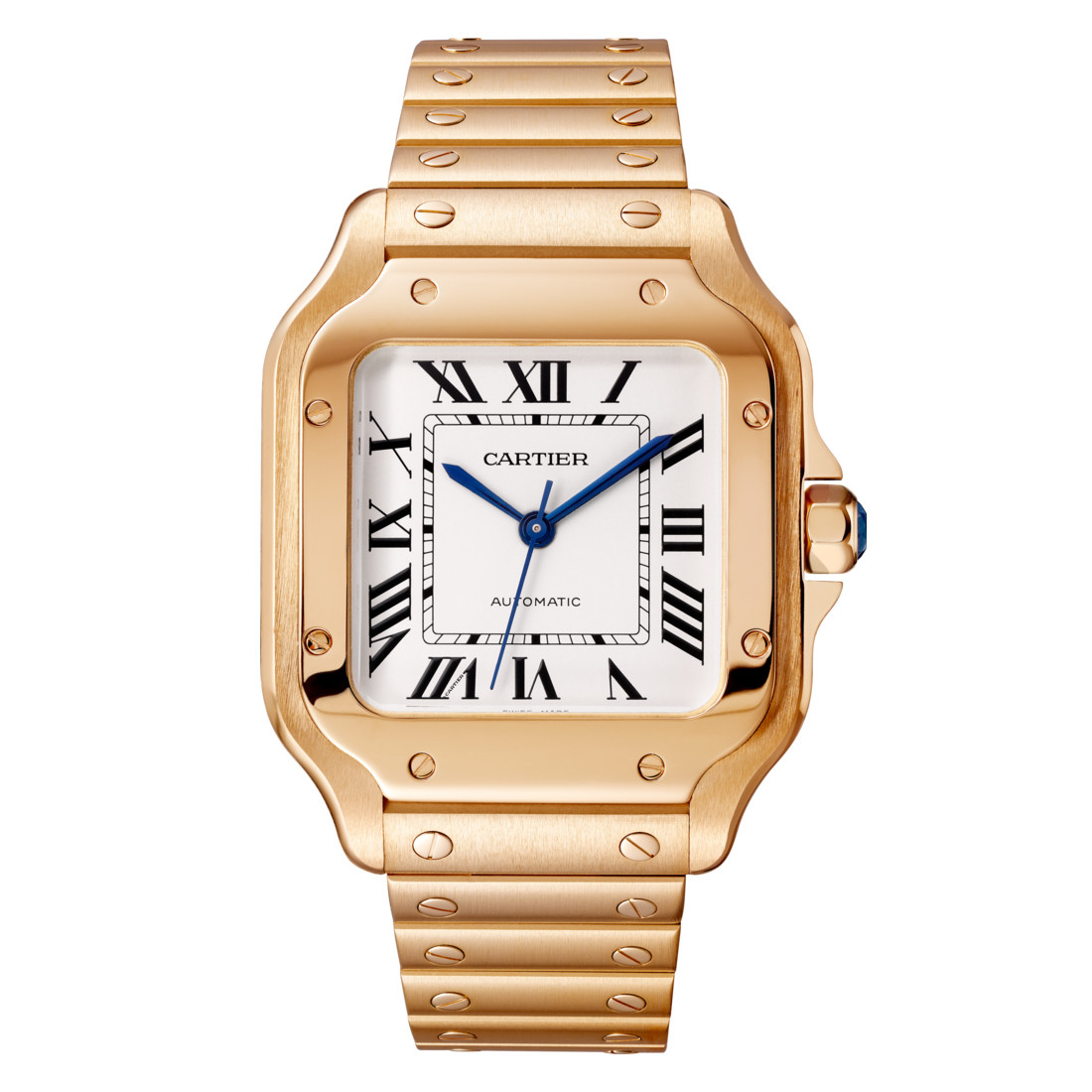 Santos Medium Rose Gold (WGSA0008)
