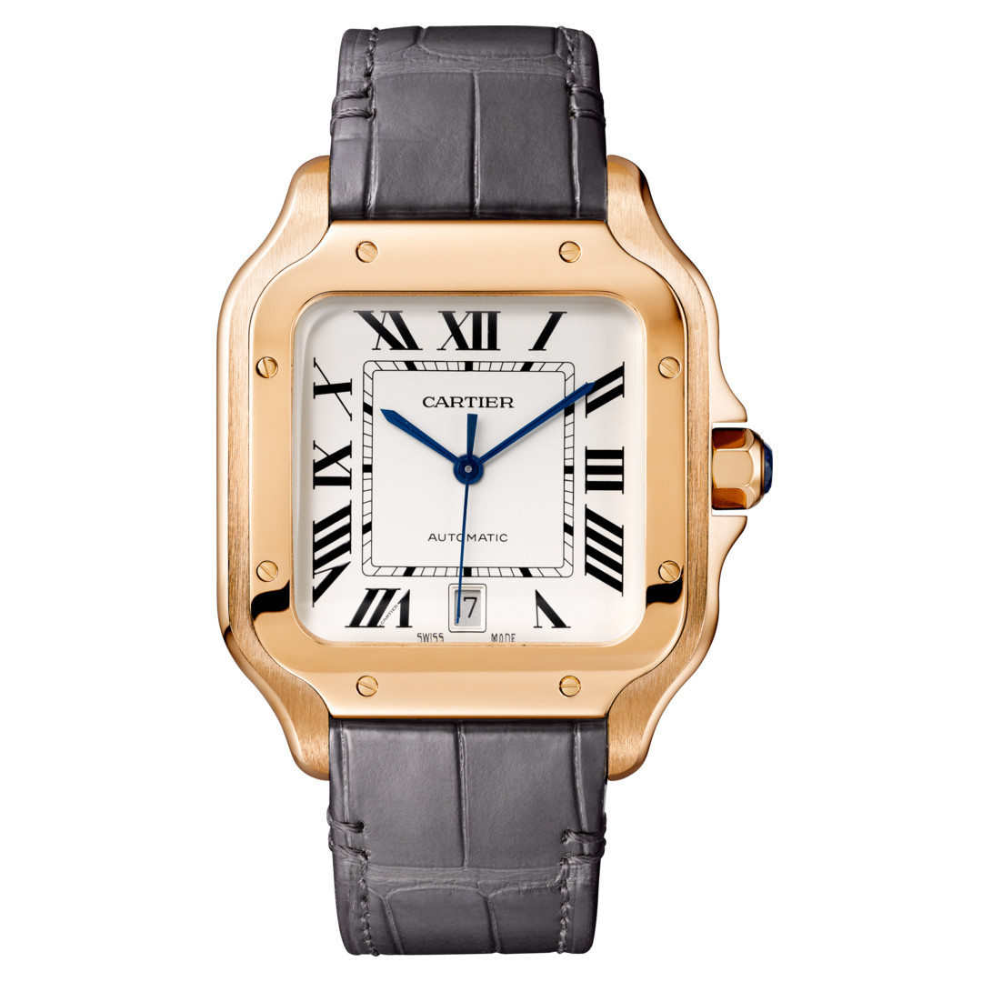 Santos Large Rose Gold (WGSA0011)