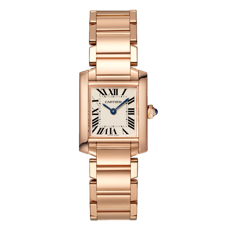 Tank Francaise Small Rose Gold (WGTA0029)