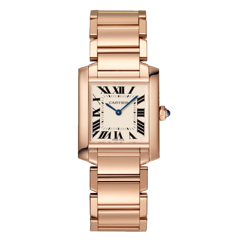 Tank Francaise Medium Rose Gold (WGTA0030)