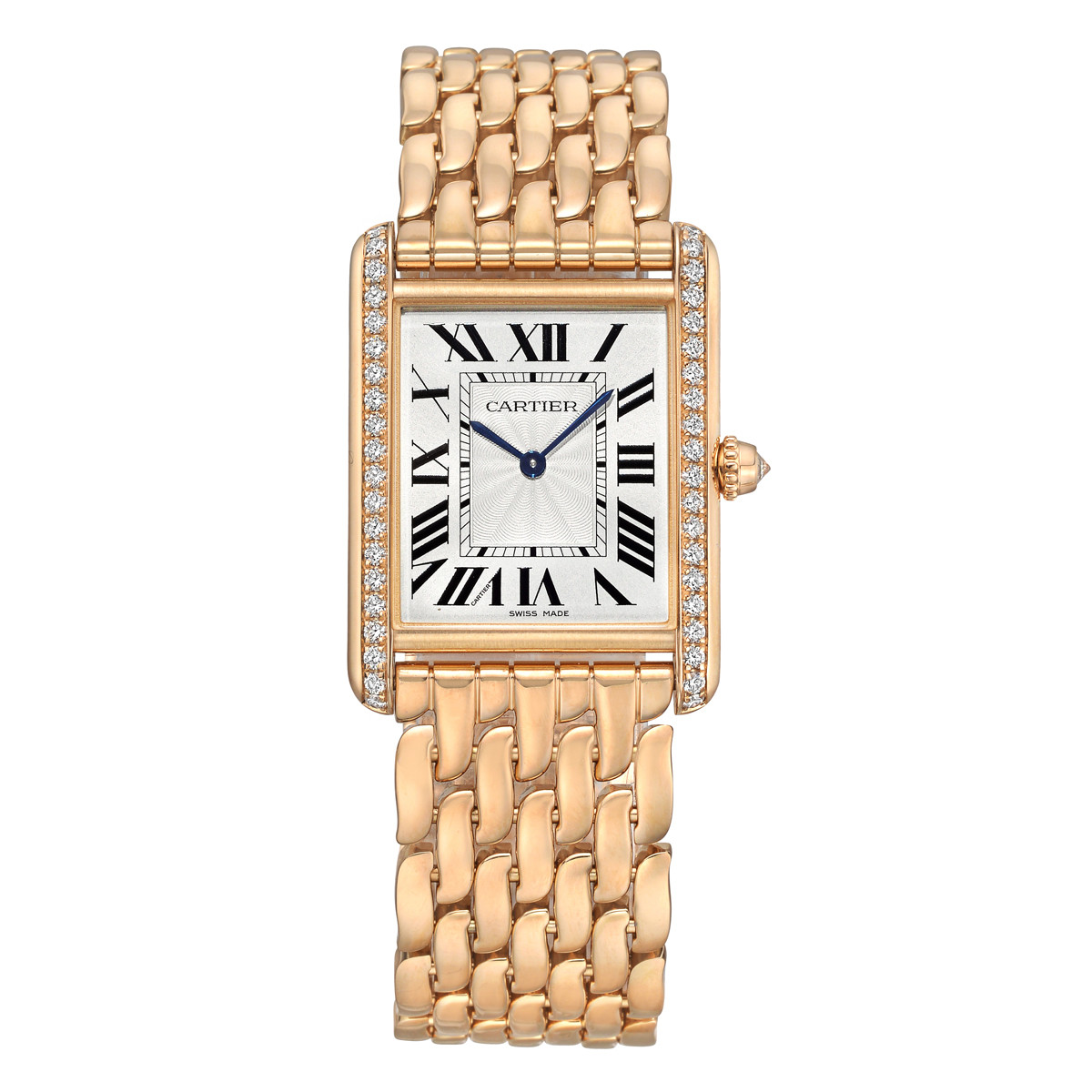 Tank Louis Cartier Large Rose Gold (WJTA0021)