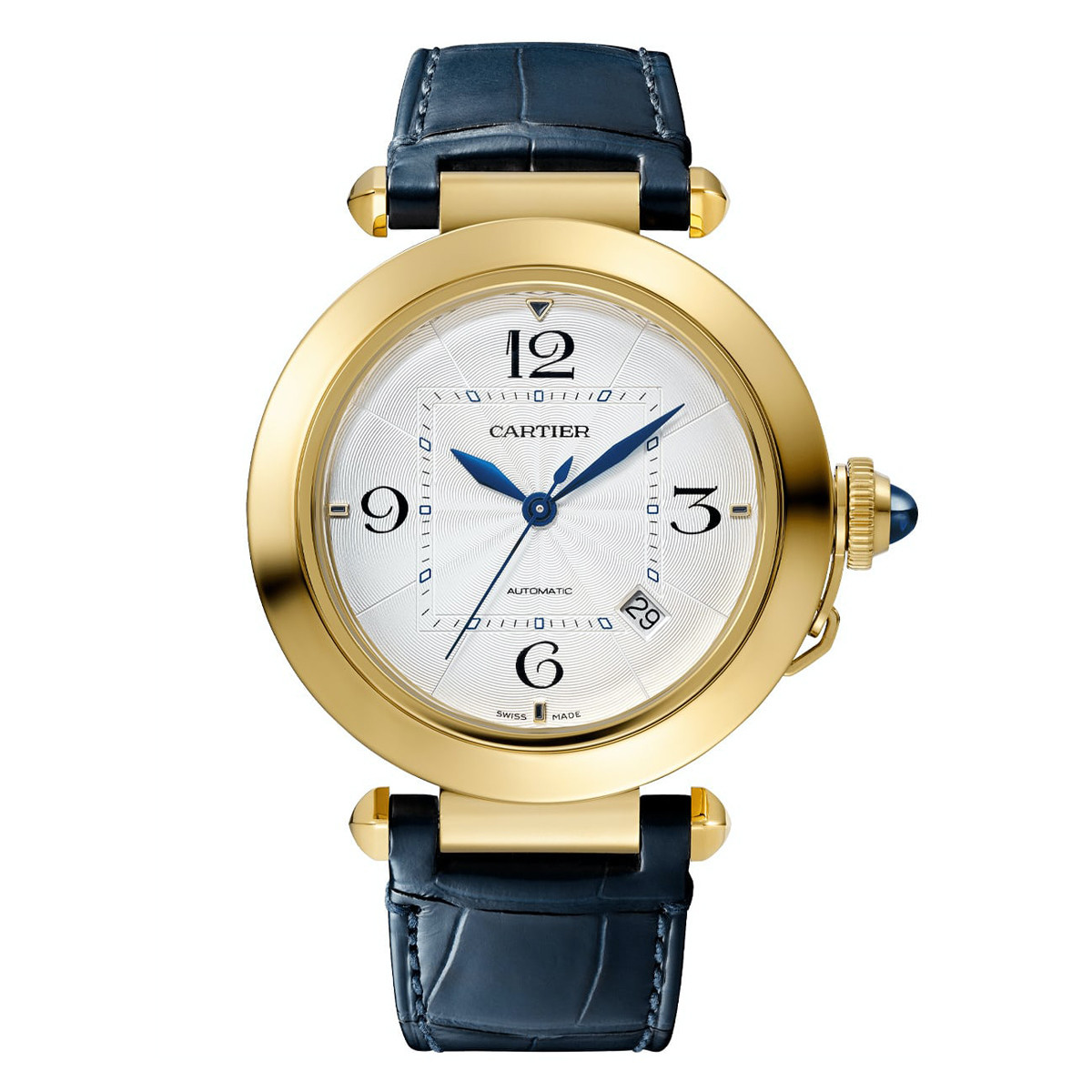 Pasha 41mm Yellow Gold (WGPA0007)
