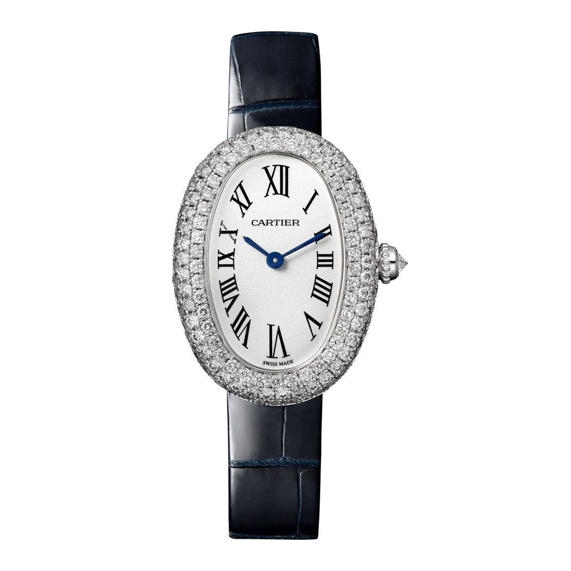 Baignoire 1920 Small White Gold & Diamonds (WJBA0015)