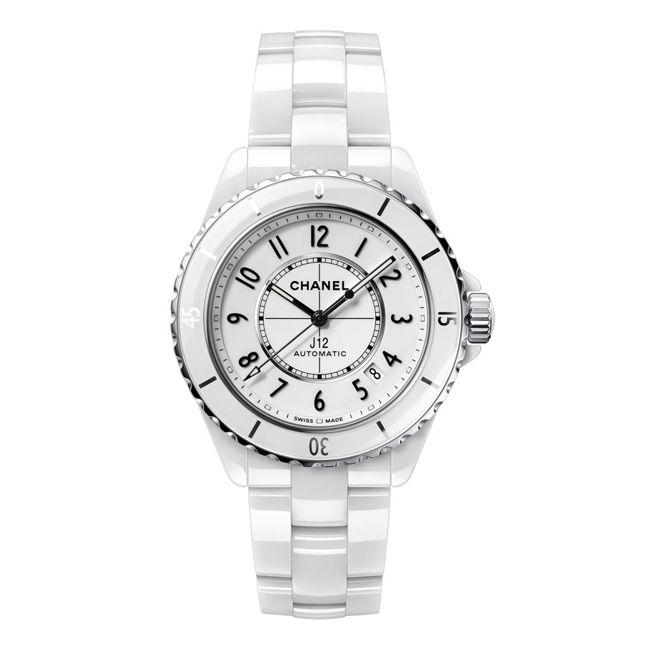 J12 38mm White Ceramic (H5700)