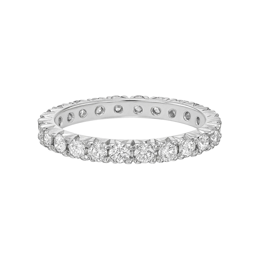 Round Brilliant Diamond Eternity Band (0.92 ct tw)