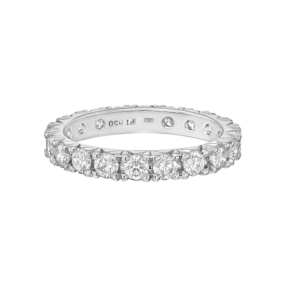 Round Brilliant Diamond Eternity Band (~1.4 ct tw)
