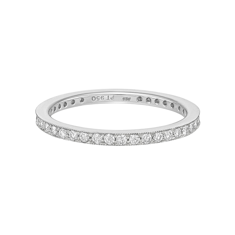 ​Round Brilliant ​Diamond Eternity Band (~0.4 ct tw)