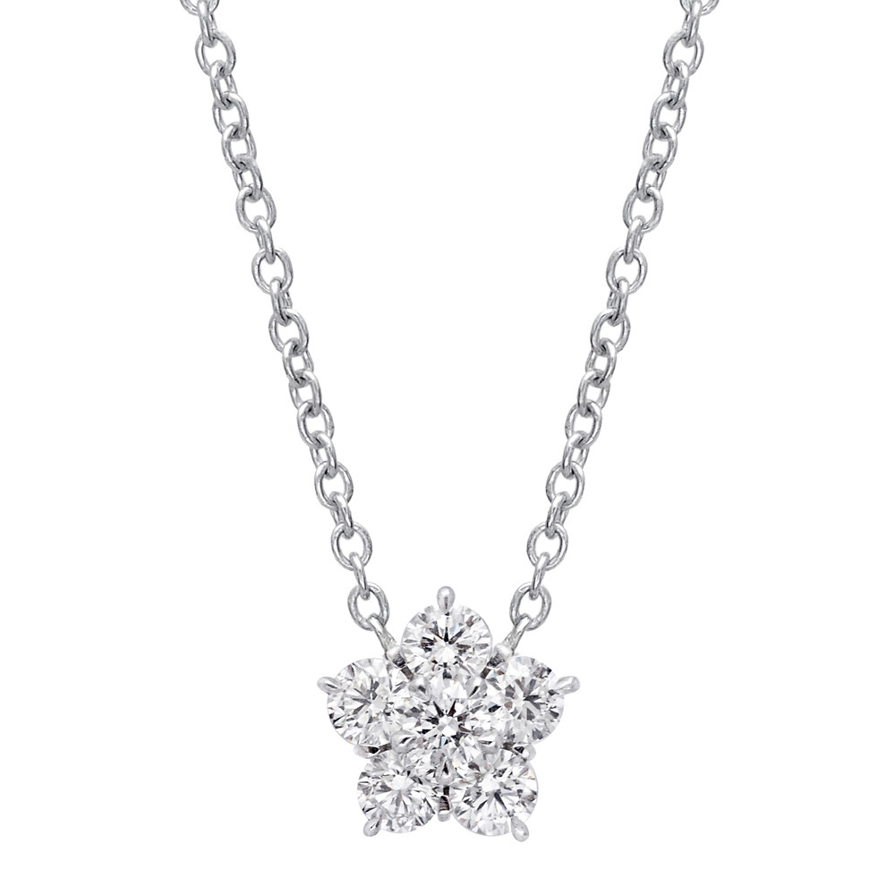 "Medium Diamond ""Astra"" Pendant (1.40tcw)"
