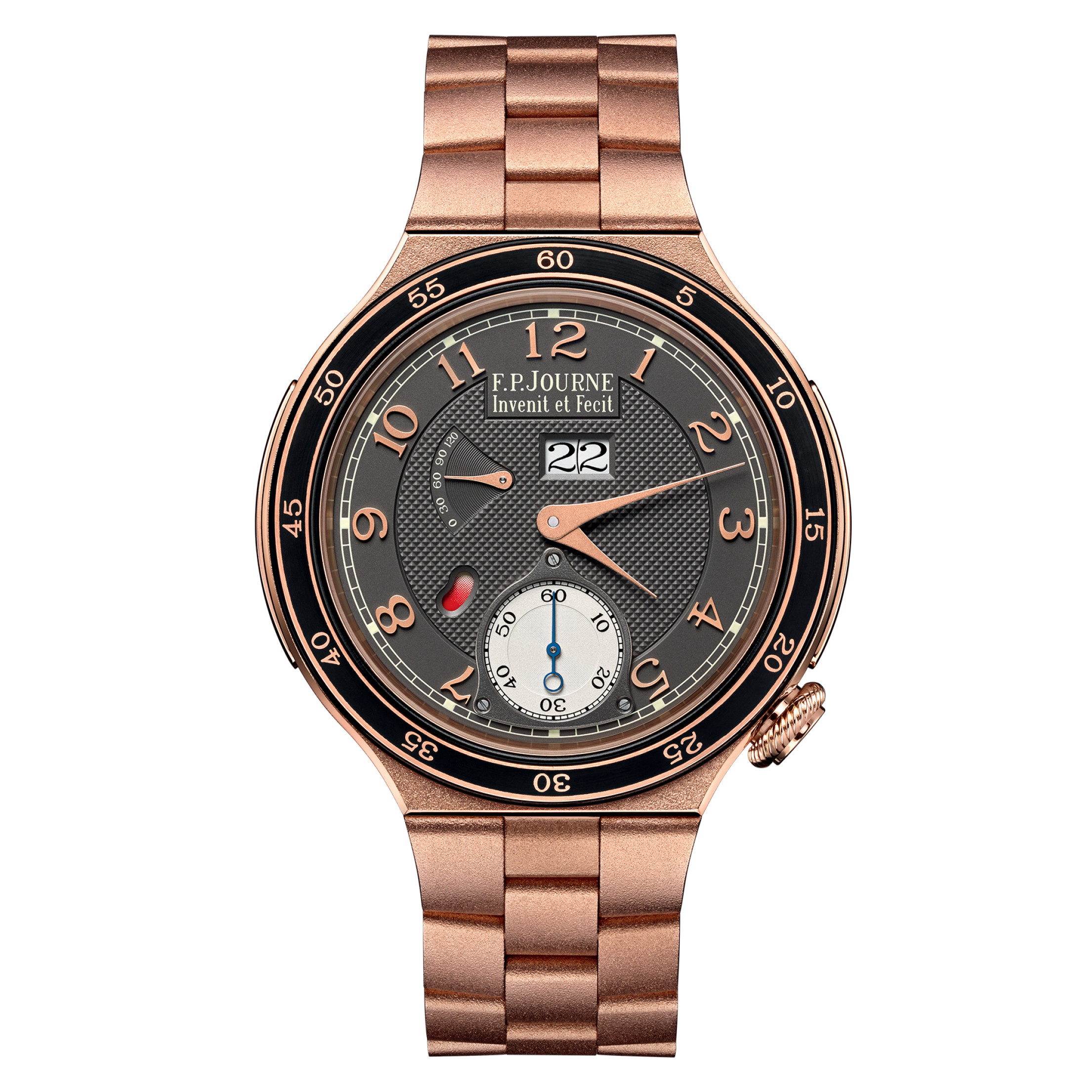 Octa Automatique Reserve Rose Gold