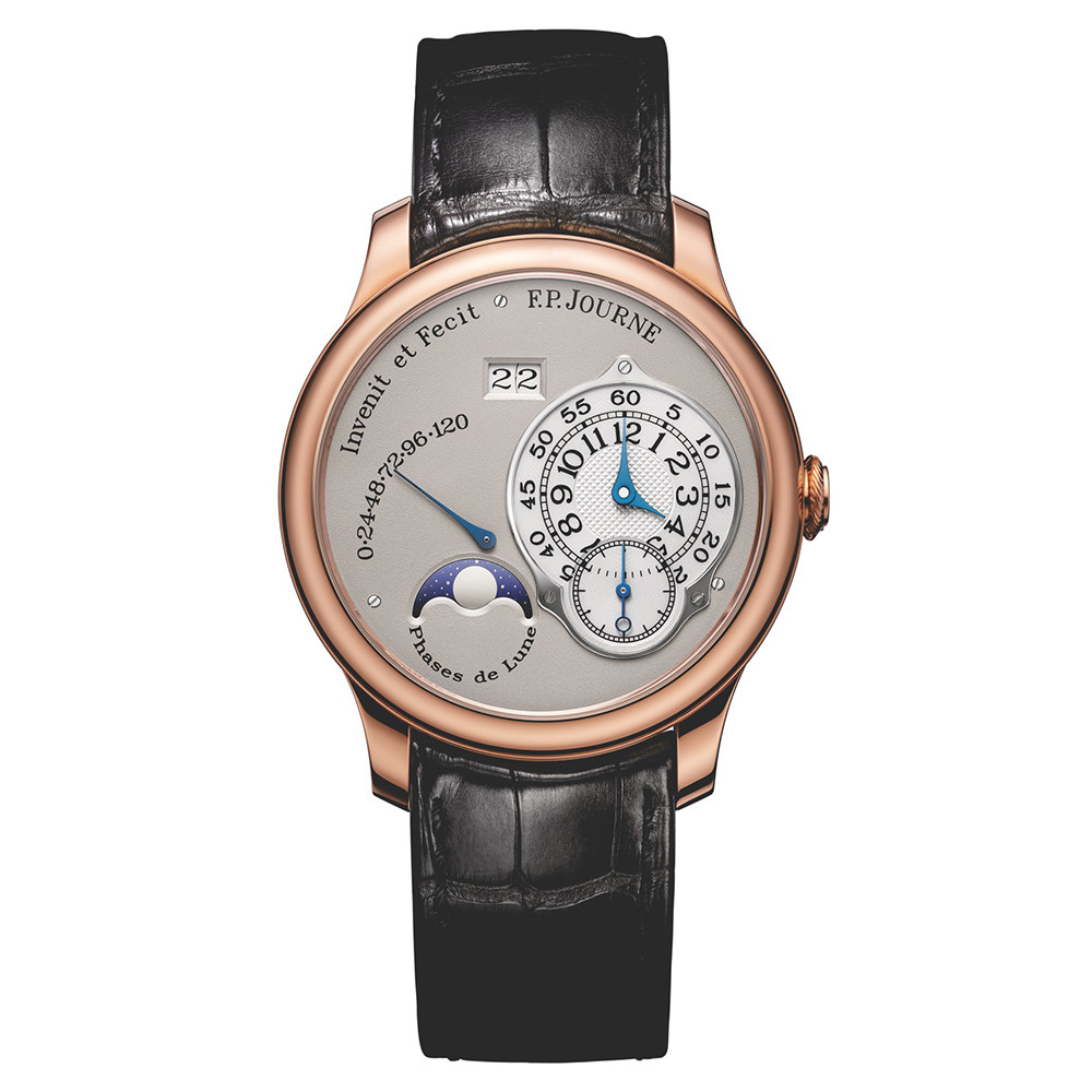 Octa Lune 40mm Rose Gold