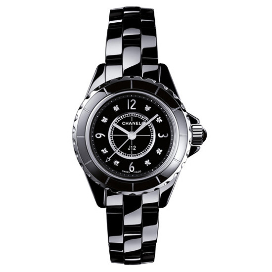 J12 29mm Black Ceramic (H2569)