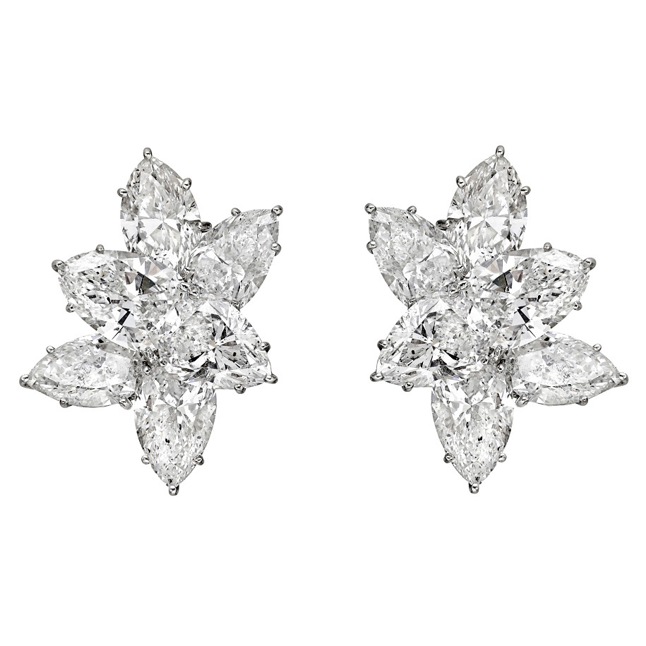 Winston Harry earrings for women forecast dress in spring in 2019