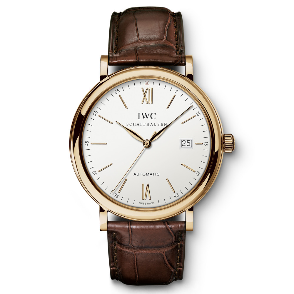 Portofino Automatic 40 Rose Gold (IW356504)
