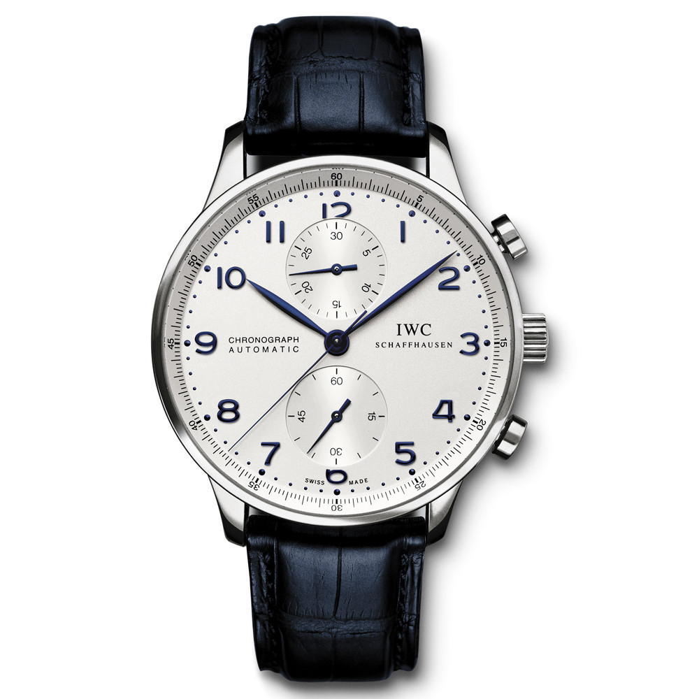 Portugieser Chronograph Steel (IW371446)