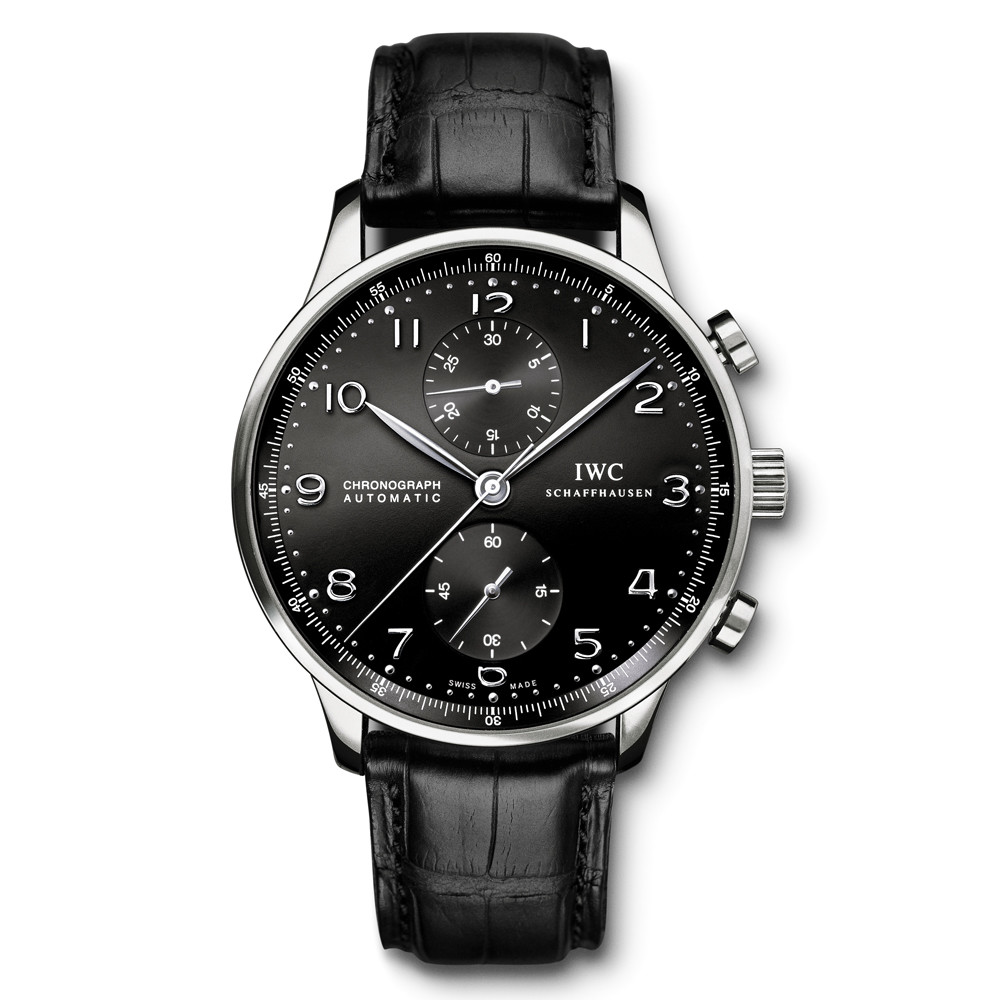 Portugieser Chronograph Steel (IW371447)
