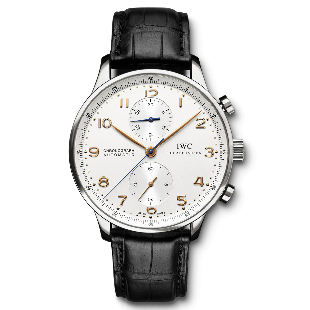 Portugieser Chronograph Steel (IW371445)