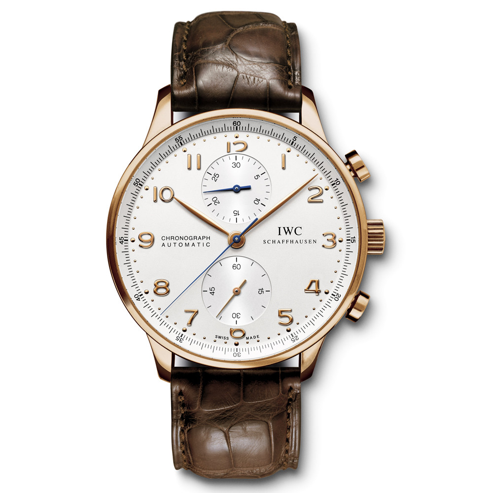 Portugieser Chronograph Rose Gold (IW371480)