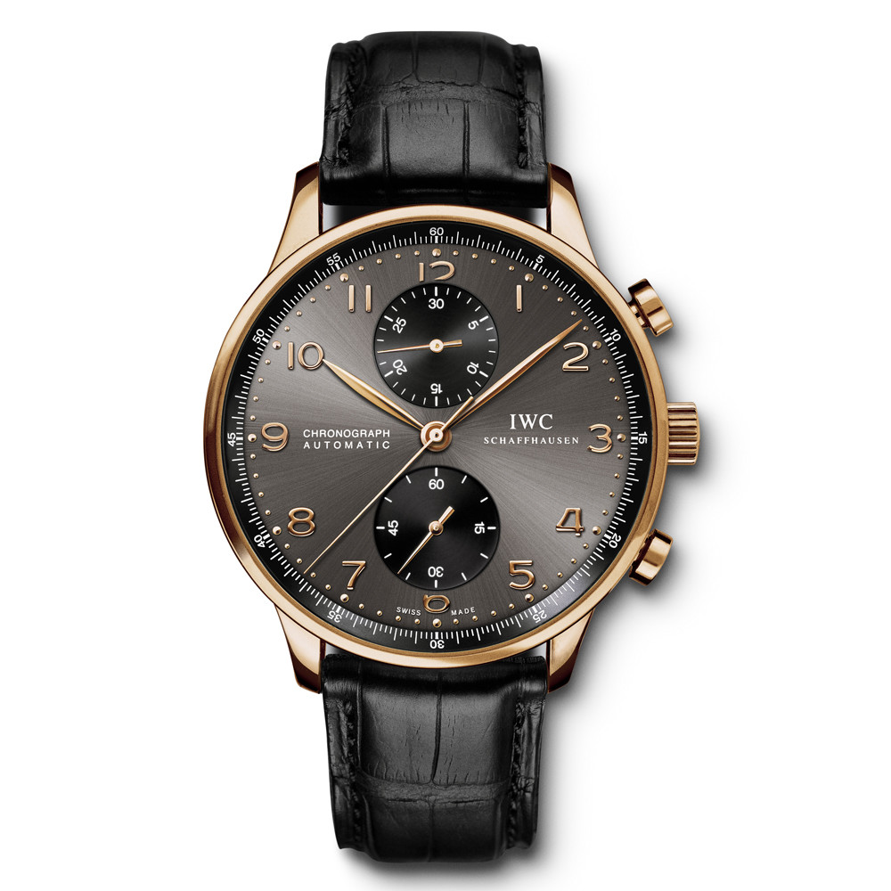 Portugieser Chronograph Rose Gold (IW371482)