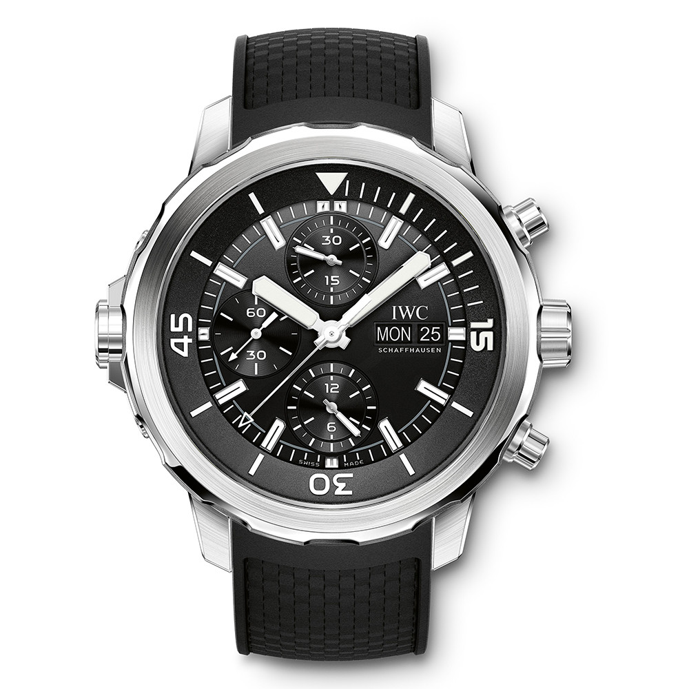 Aquatimer Chronograph Steel (IW376803)