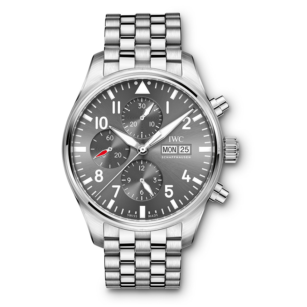 Pilot's Watch Chronograph Spitfire Steel (IW377719)