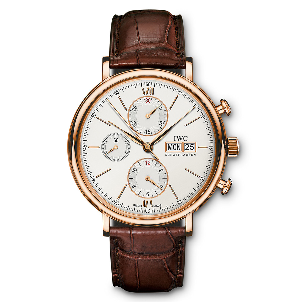 Portofino Chronograph Rose Gold (IW391020)