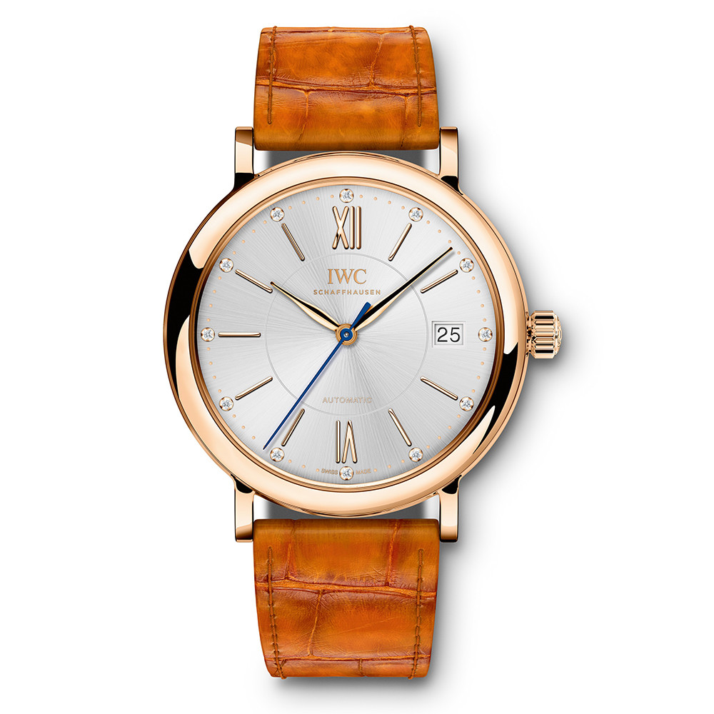 Portofino Automatic 37 Rose Gold (IW458105)