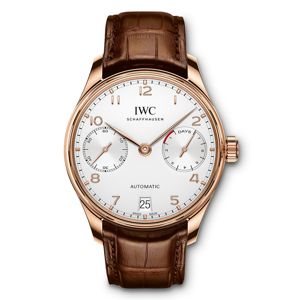 Portugieser Automatic Rose Gold (IW500701)