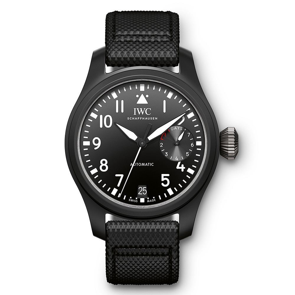 Big Pilot's Watch TOP GUN Ceramic (IW502001)