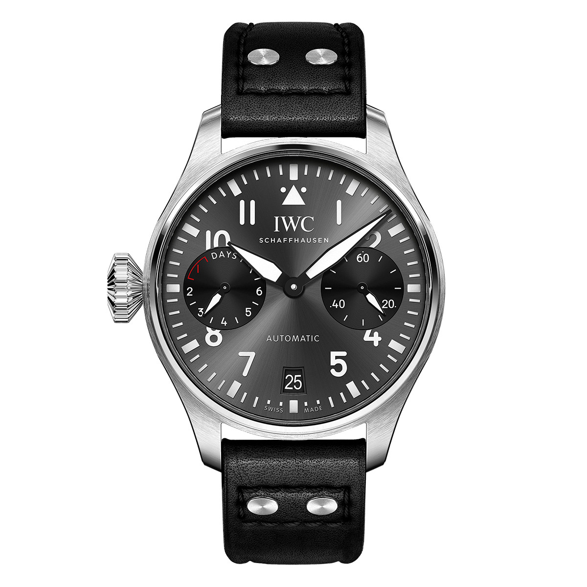 "Big Pilot's Watch ""Right-Hander"" (IW501012)"
