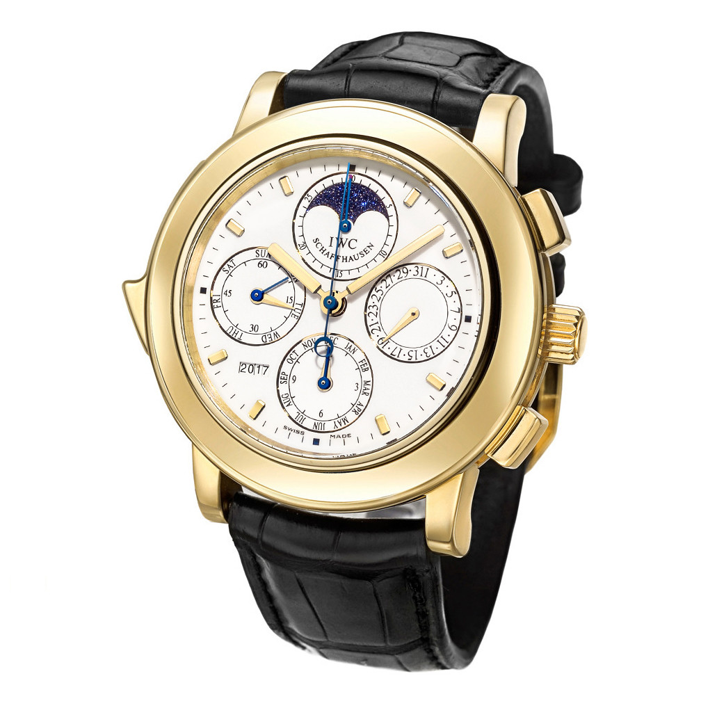 Grande Complication Yellow Gold