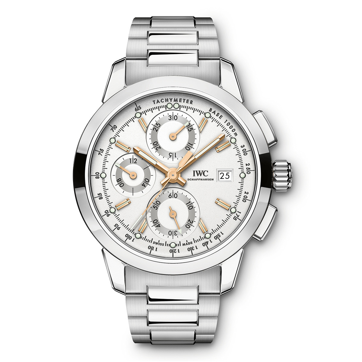 Ingenieur Chronograph Steel (IW380801)