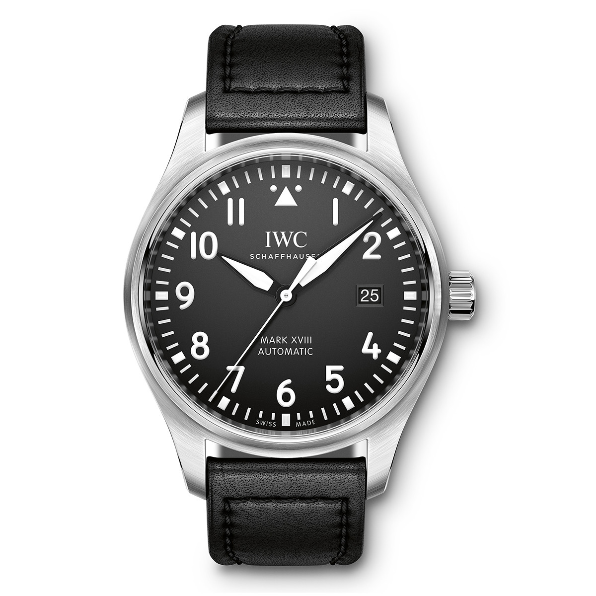 Pilot's Watch Mark XVIII Steel (IW327009)